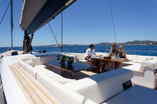 SHAMANNA - Luxury Sailing Yacht For Charter - Exterior Design - Img 3 | C&N