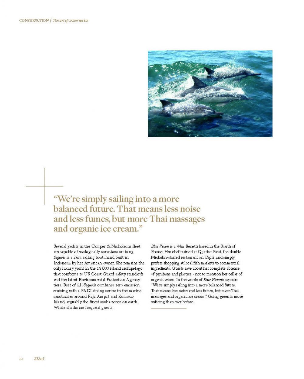 Issue 41 - SEA+I - Page 12 | C&N