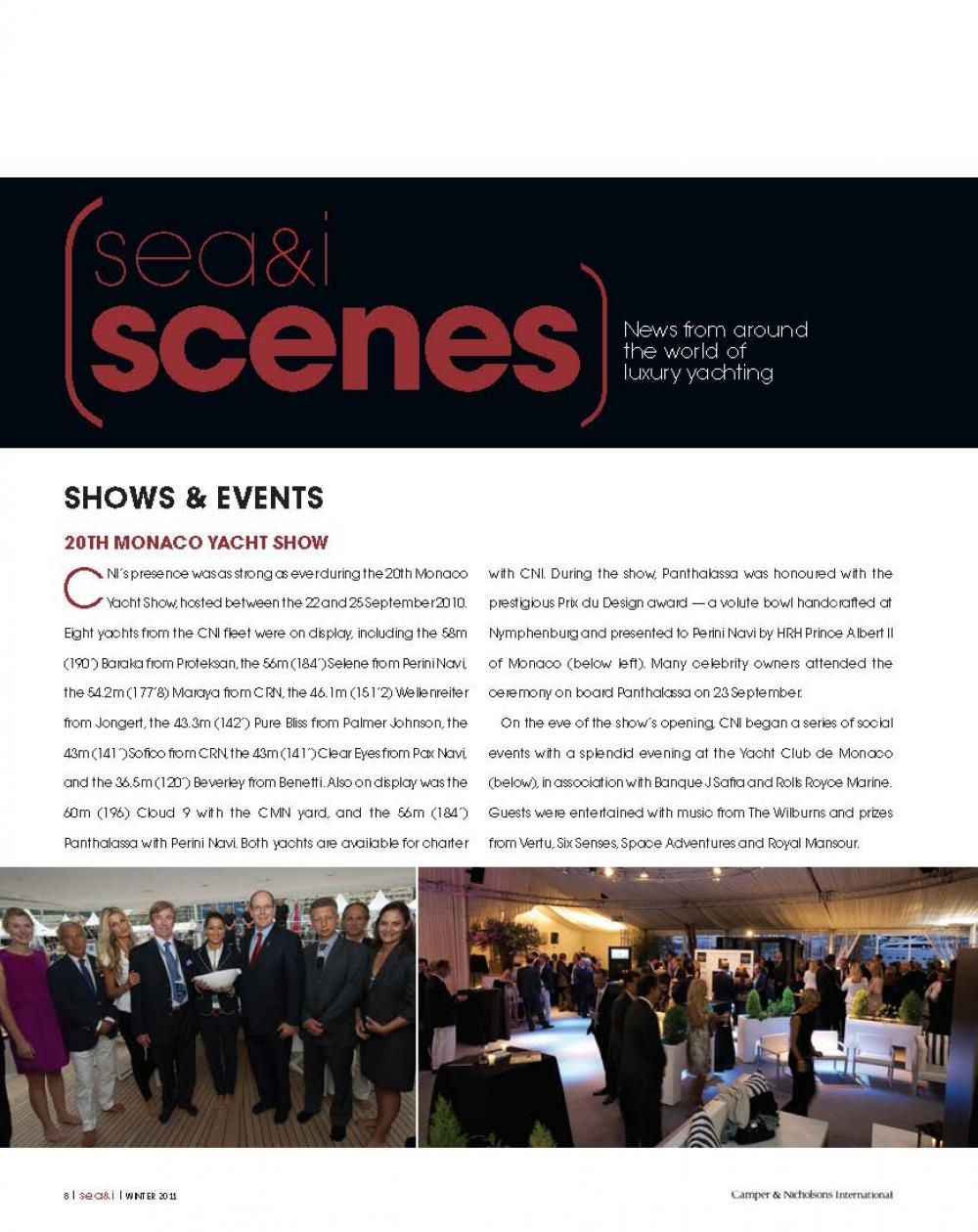 ISSUE 20 - SEA+I - Page 10 | C&N