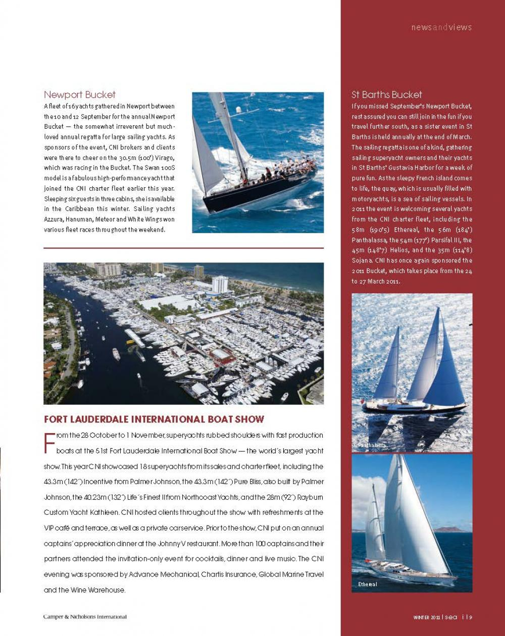 ISSUE 20 - SEA+I - Page 11 | C&N