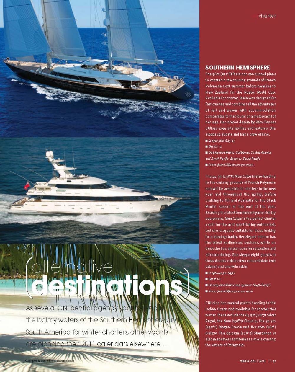 ISSUE 20 - SEA+I - Page 19 | C&N