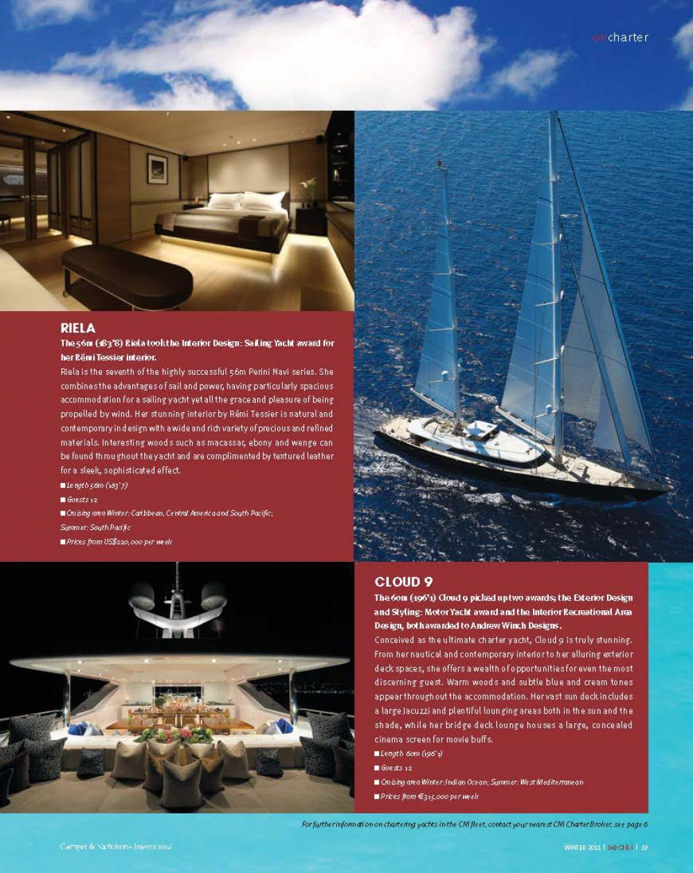 ISSUE 20 - SEA+I - Page 21 | C&N