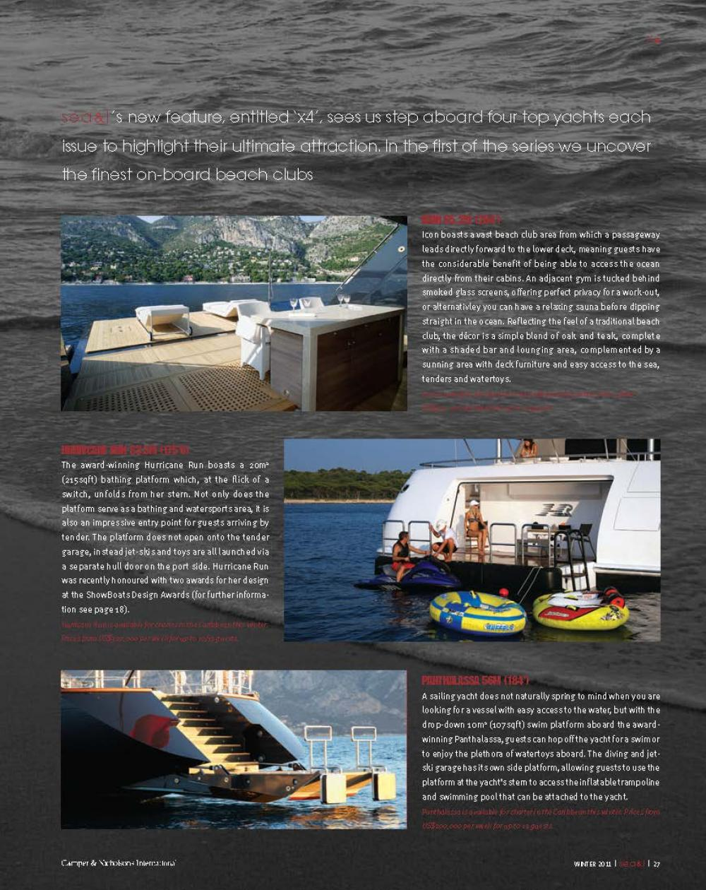 ISSUE 20 - SEA+I - Page 29 | C&N
