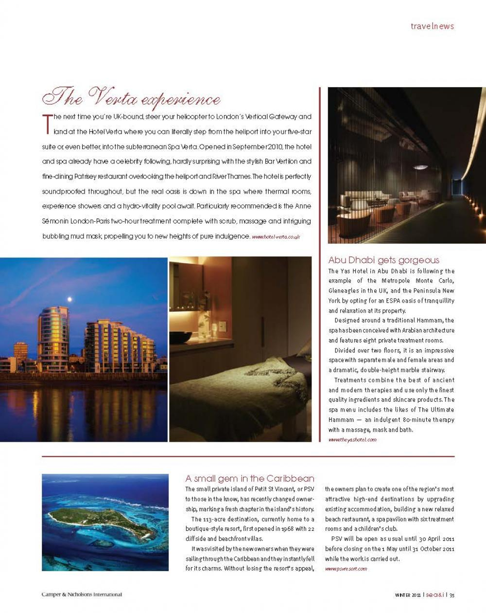 ISSUE 20 - SEA+I - Page 37 | C&N