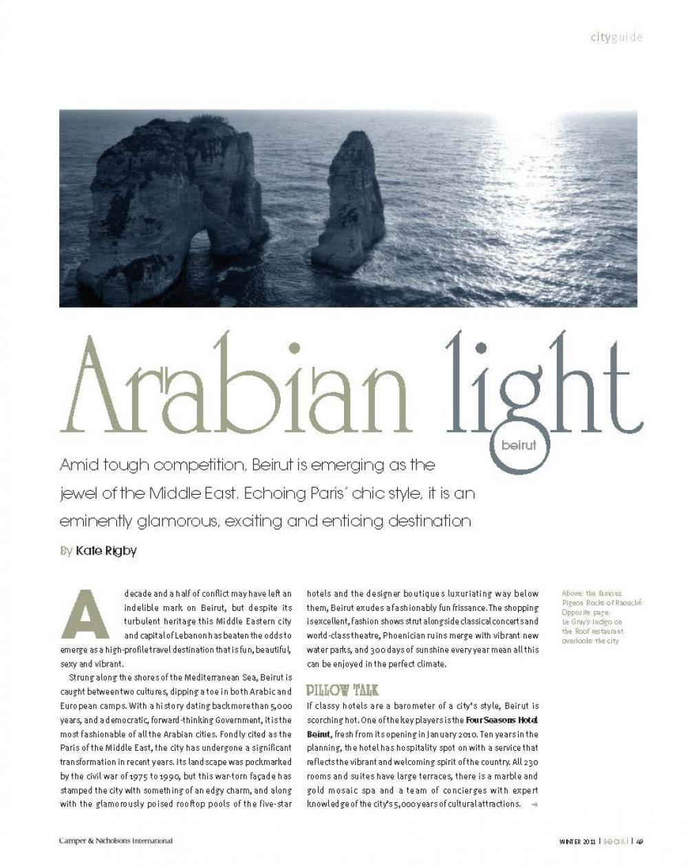 ISSUE 20 - SEA+I - Page 51 | C&N