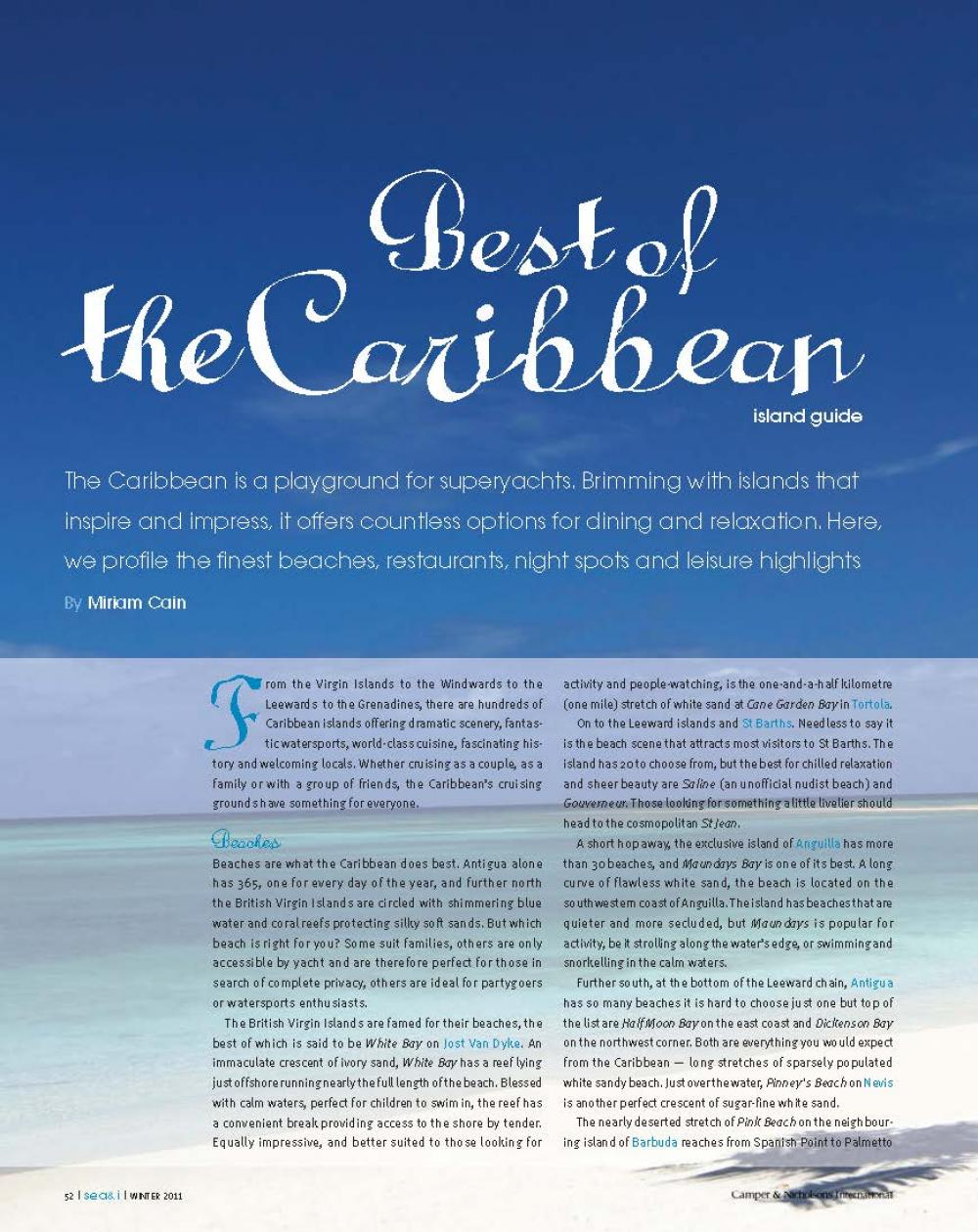 ISSUE 20 - SEA+I - Page 54 | C&N