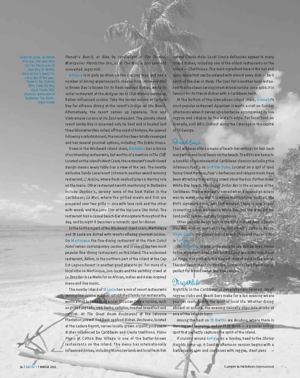 ISSUE 20 - SEA+I - Page 56 | C&N