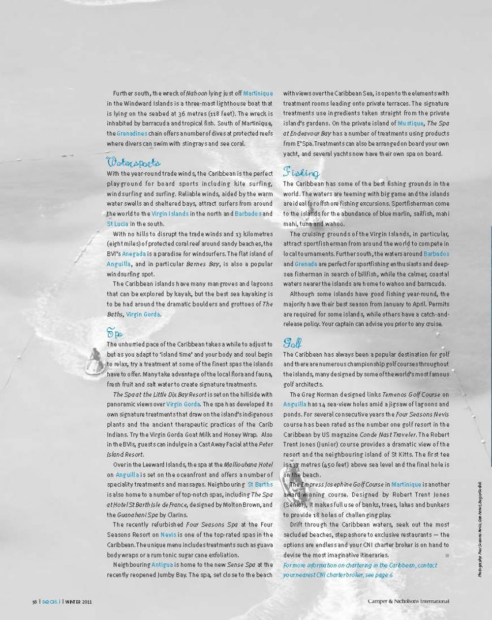 ISSUE 20 - SEA+I - Page 60 | C&N