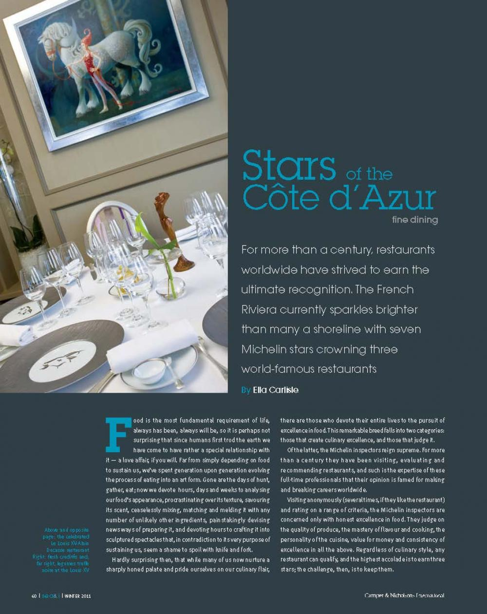 ISSUE 20 - SEA+I - Page 62 | C&N