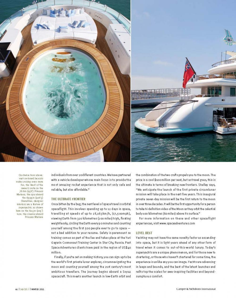 ISSUE 20 - SEA+I - Page 68 | C&N
