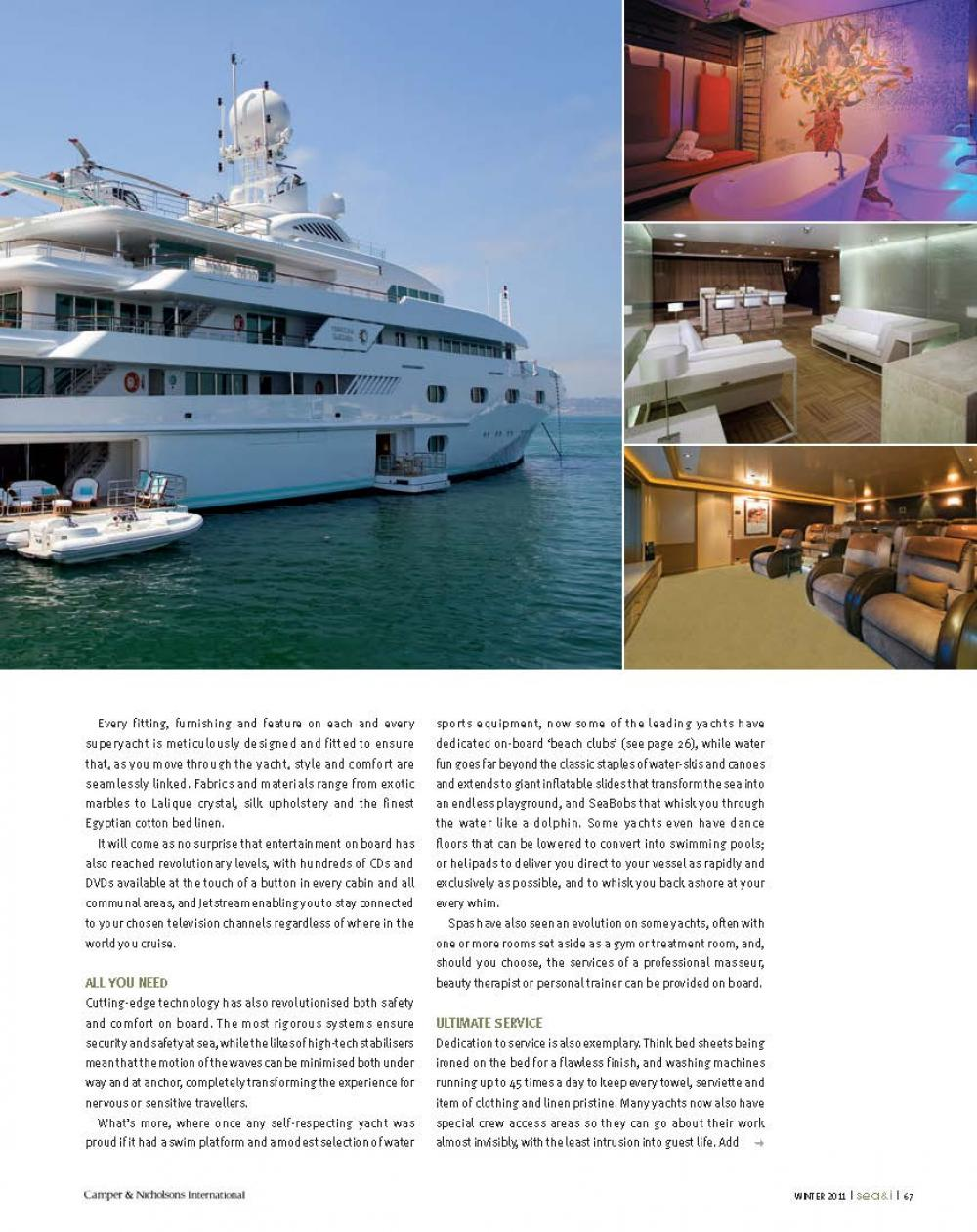 ISSUE 20 - SEA+I - Page 69 | C&N