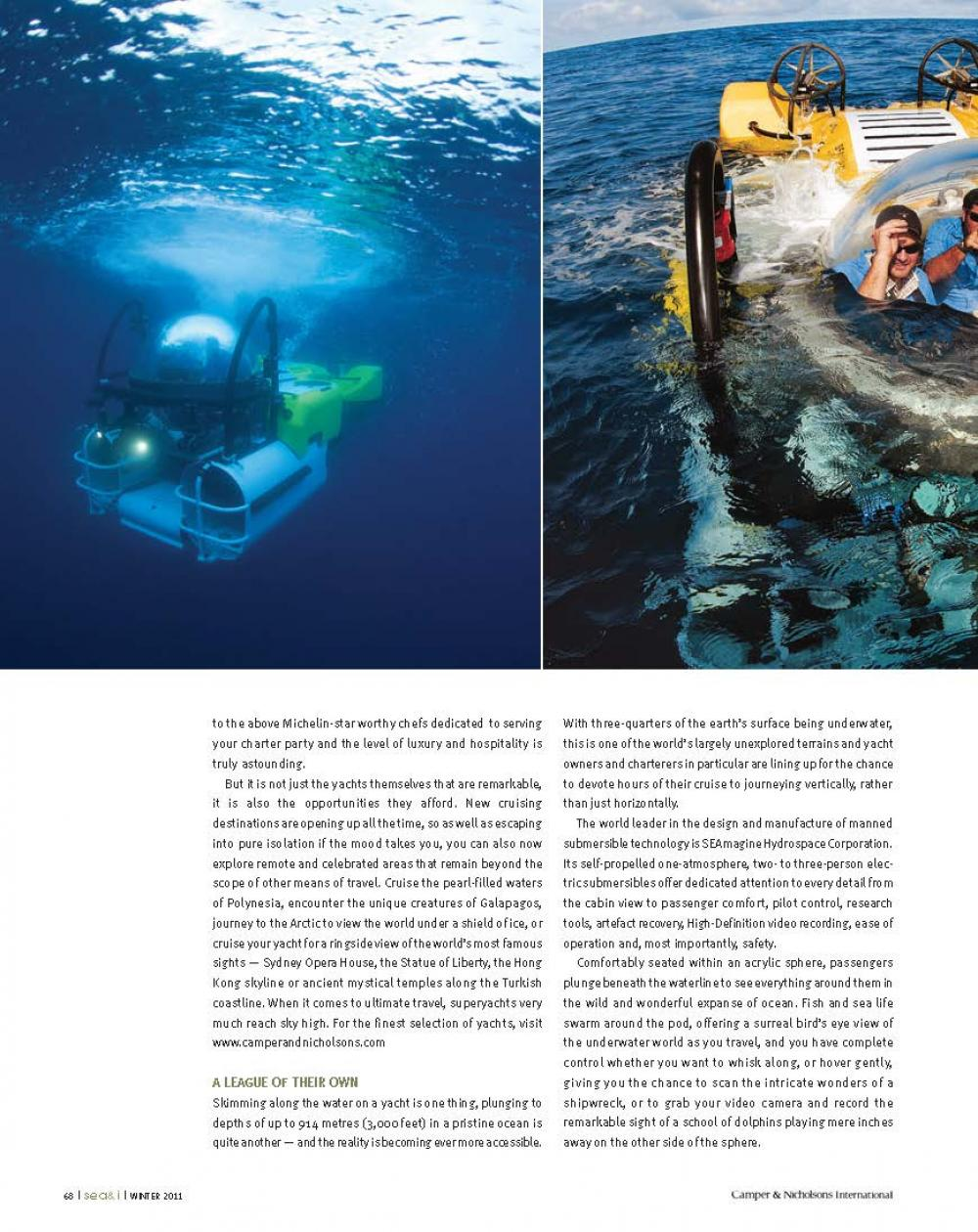 ISSUE 20 - SEA+I - Page 70 | C&N