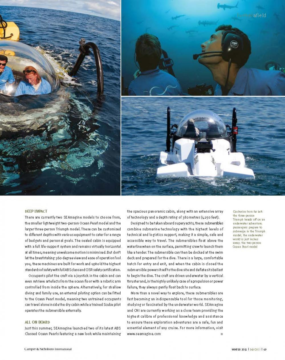 ISSUE 20 - SEA+I - Page 71 | C&N
