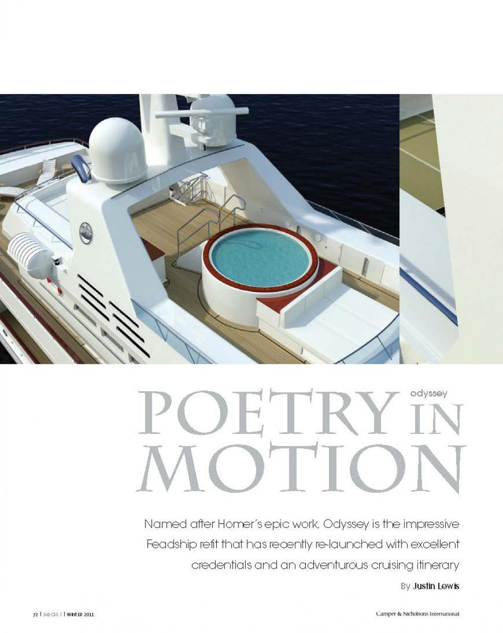 ISSUE 20 - SEA+I - Page 74 | C&N