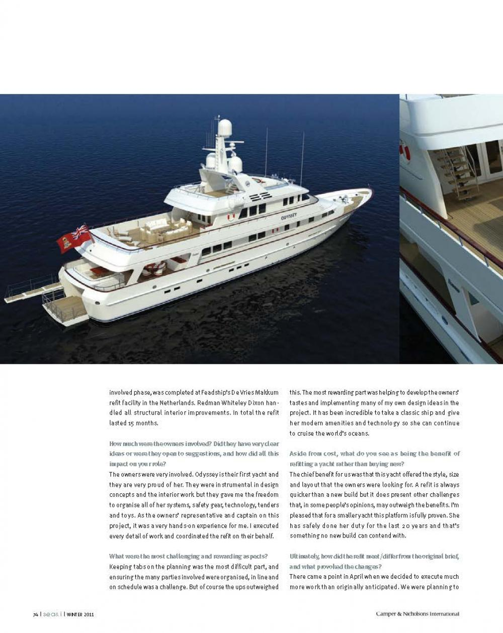 ISSUE 20 - SEA+I - Page 76 | C&N