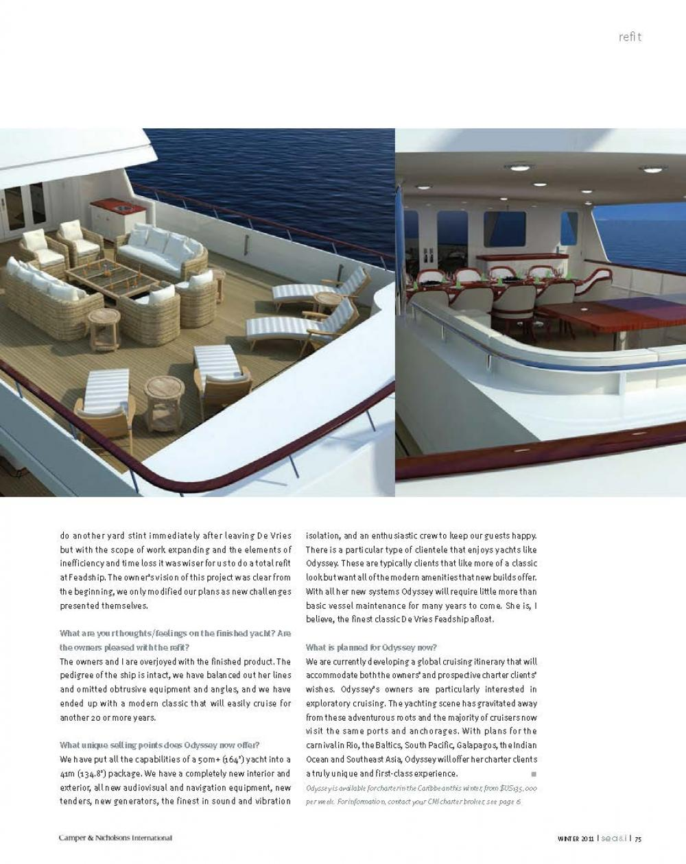 ISSUE 20 - SEA+I - Page 77 | C&N