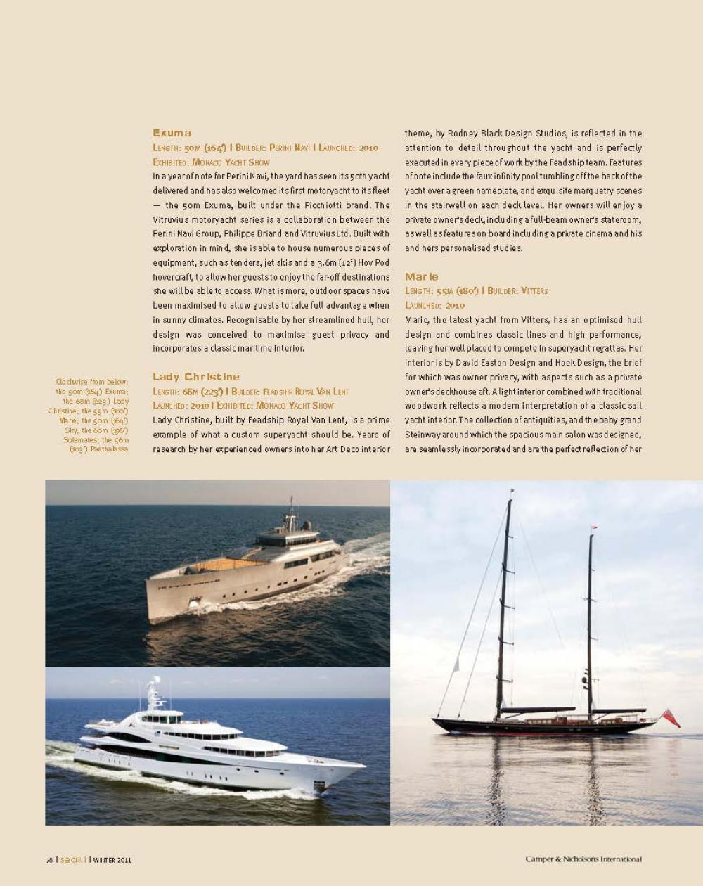 ISSUE 20 - SEA+I - Page 80 | C&N