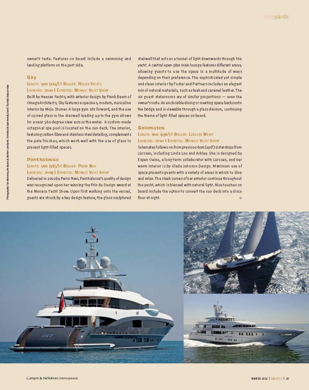 ISSUE 20 - SEA+I - Page 81 | C&N