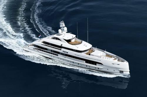PROJECT ALTEA - Luxury Motor Yacht For Sale - Exterior Design - Img 1 | C&N