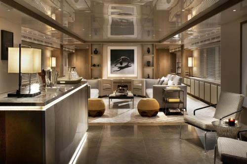 ORIENT STAR - Luxury Motor Yacht For Charter - Interior Design - Img 2 | C&N
