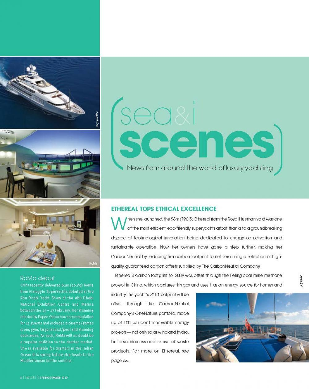 ISSUE 18 - SEA+I - Page 10 | C&N