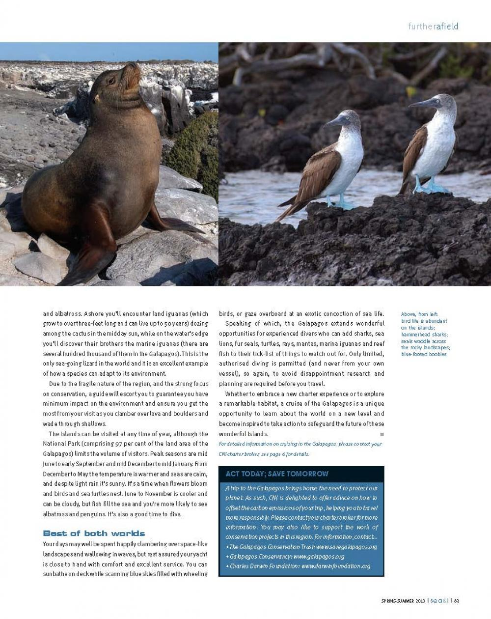 ISSUE 18 - SEA+I - Page 85 | C&N