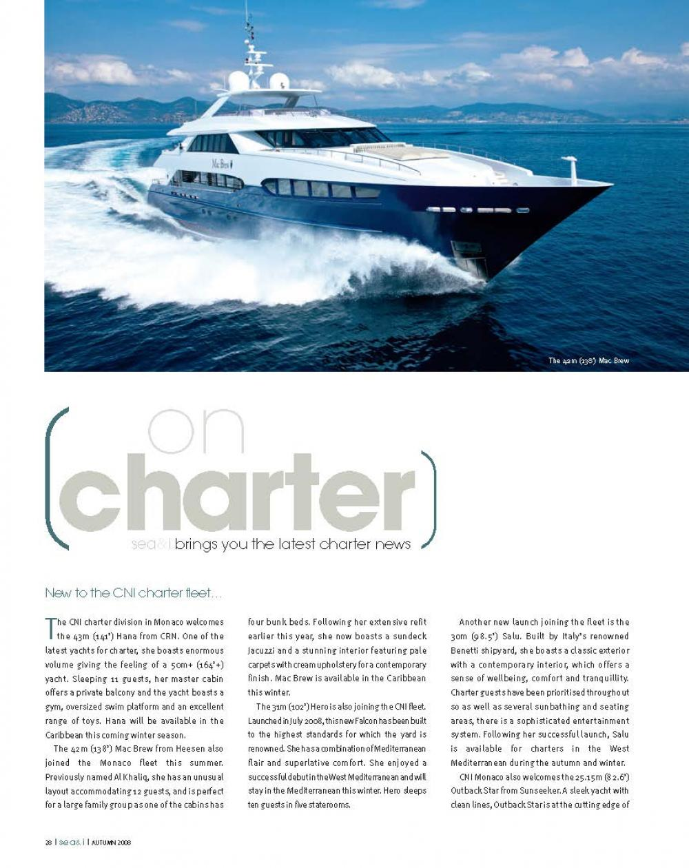 ISSUE 13 - SEA+I - Page 30 | C&N