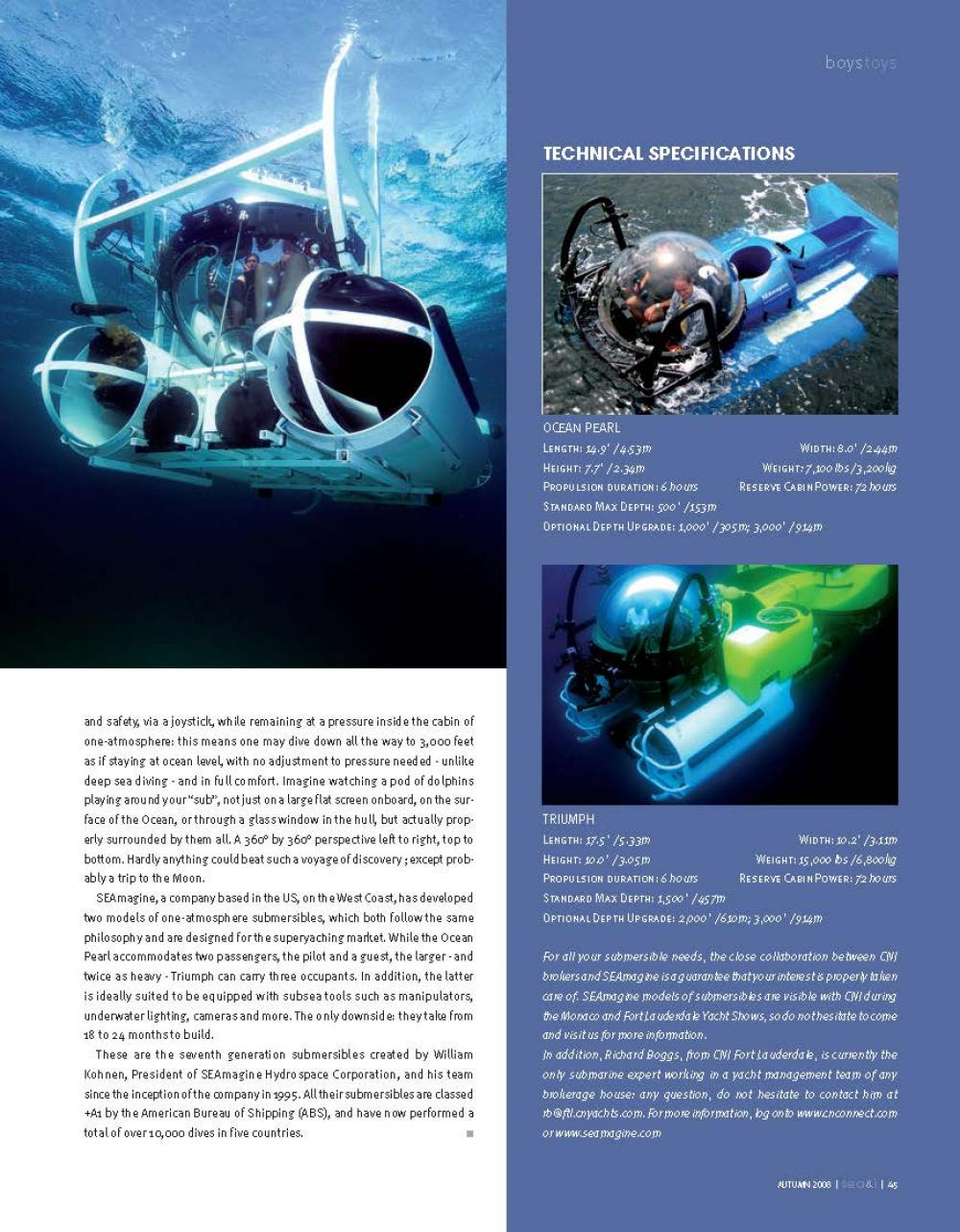 ISSUE 13 - SEA+I - Page 47 | C&N