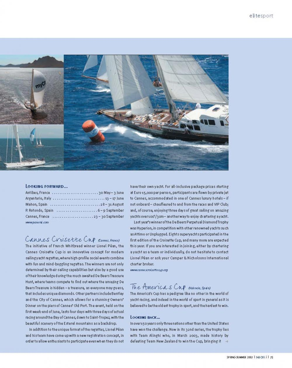 ISSUE 9 - SEA+I - Page 79 | C&N