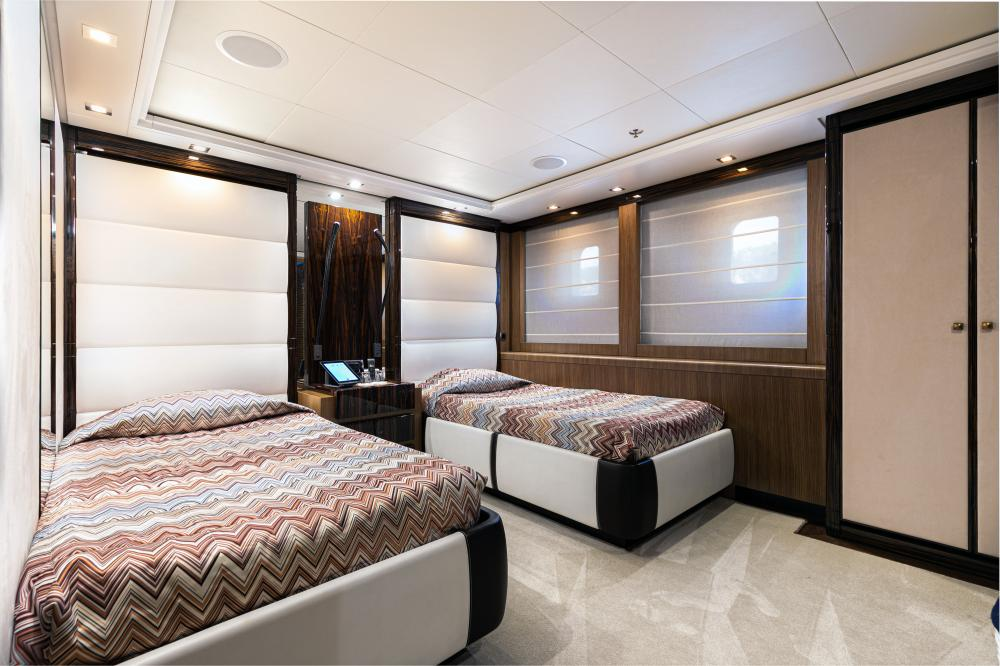 PANAKEIA - Luxury Motor Yacht For Charter - 2 TWIN CABINS - Img 1 | C&N