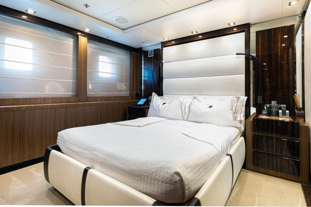 PANAKEIA - Luxury Motor Yacht For Charter - 2 DOUBLE CABINS - Img 1 | C&N