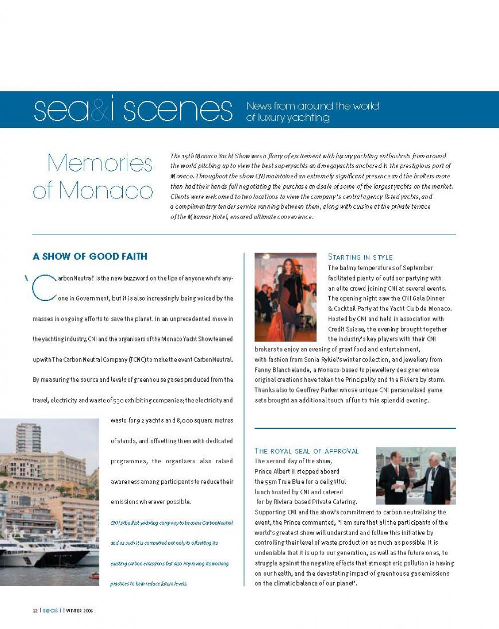 ISSUE 5 - SEA+I - Page 14 | C&N