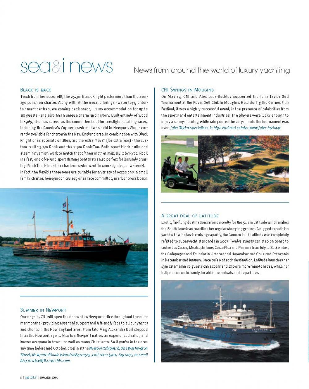ISSUE 3 - SEA+I - Page 10 | C&N