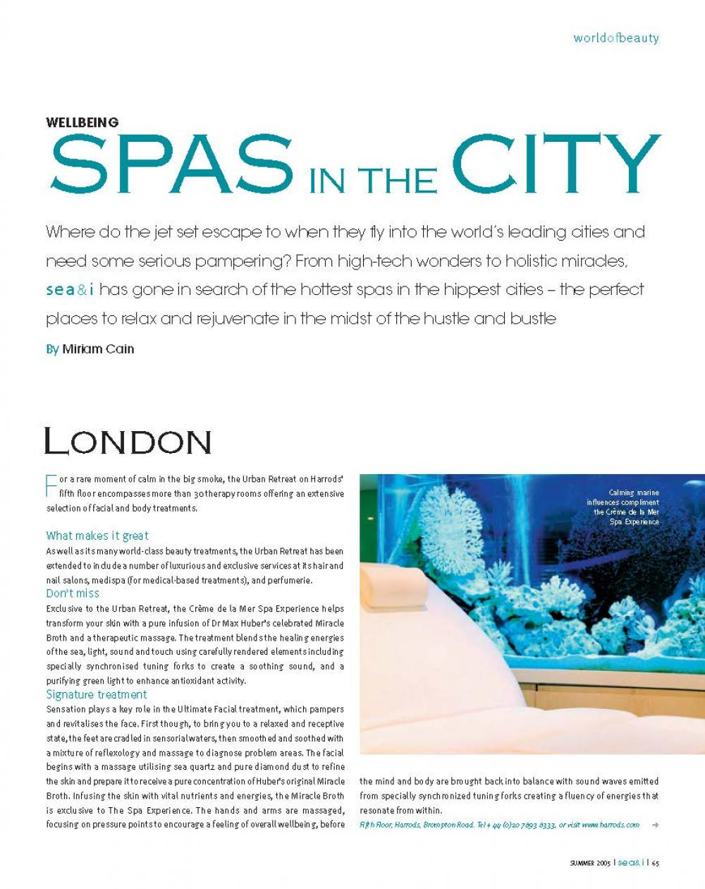 ISSUE 3 - SEA+I - Page 67 | C&N