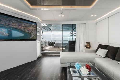 SANDS - Luxury Motor Yacht For Charter - Interior Design - Img 1 | C&N