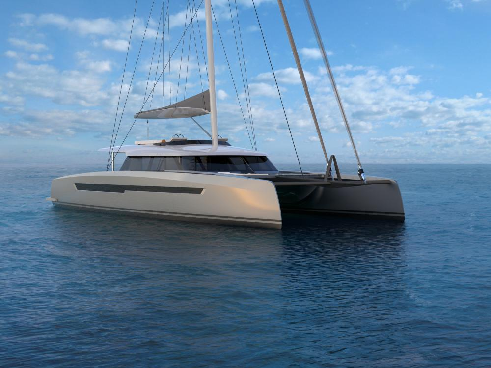 Berret-Racoupeau 80 - Luxury Sailing Yacht for Sale | C&N