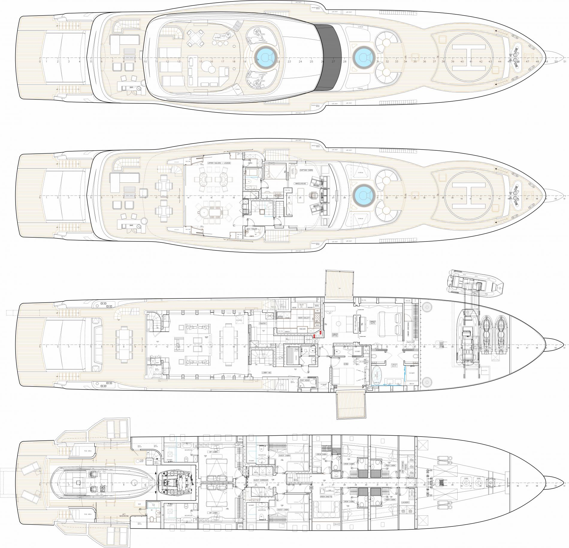 Cecilia 165 | Luxury Motor Yacht for Sale | C&N