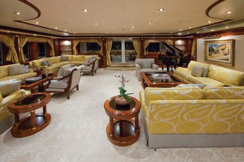 TITANIA - Luxury Motor Yacht For Charter - Interior Design - Img 1 | C&N