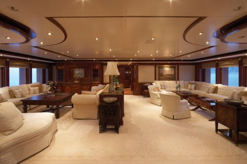 TITANIA - Luxury Motor Yacht For Charter - Interior Design - Img 2 | C&N