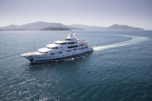 TITANIA - Luxury Motor Yacht For Charter - Exterior Design - Img 2 | C&N