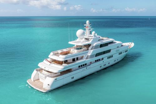 TITANIA - Luxury Motor Yacht For Charter - Exterior Design - Img 1 | C&N
