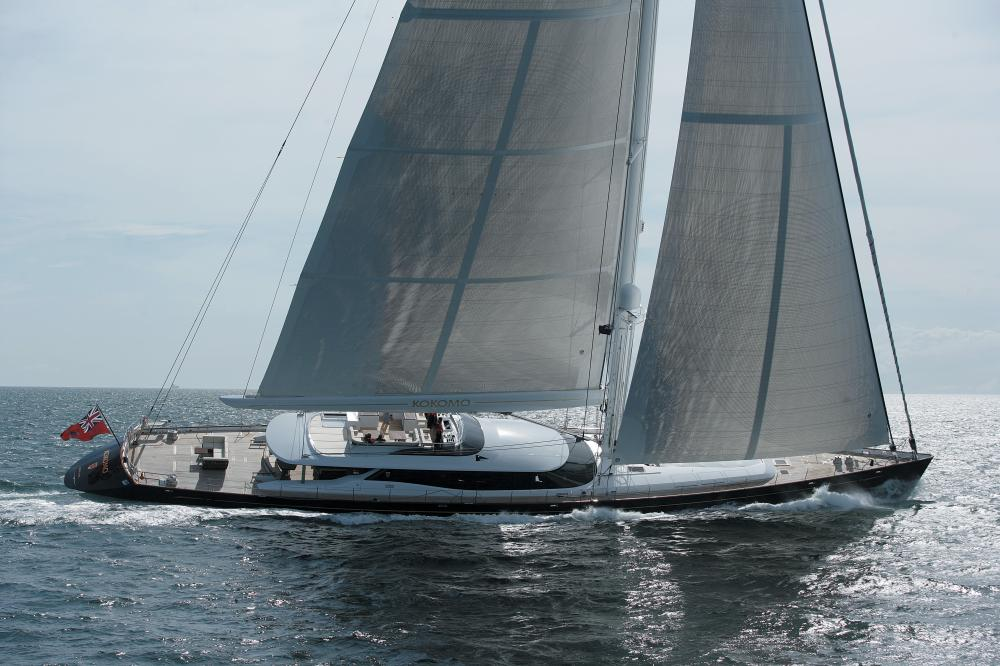 PRANA - Luxury Sailing Yacht for Charter | C&N