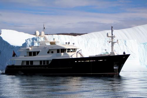 SAFIRA - Luxury Motor Yacht for Charter | C&N