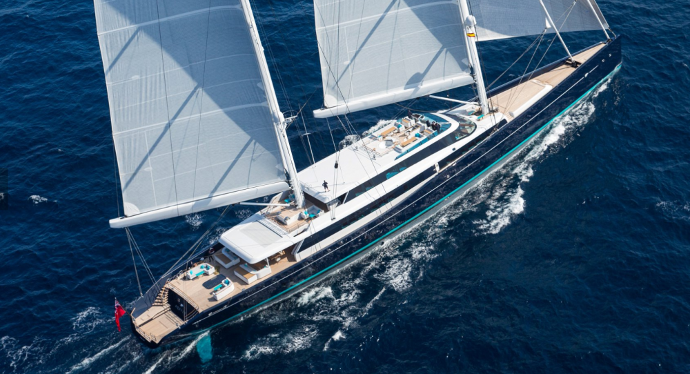 Aquijo - Luxury Sailing Yacht for Charter | C&N