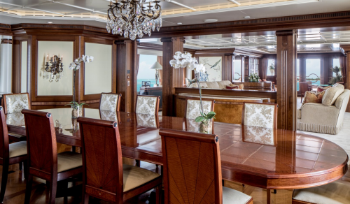 CALYPSO - Luxury Motor Yacht For Charter - Interior Design - Img 2 | C&N