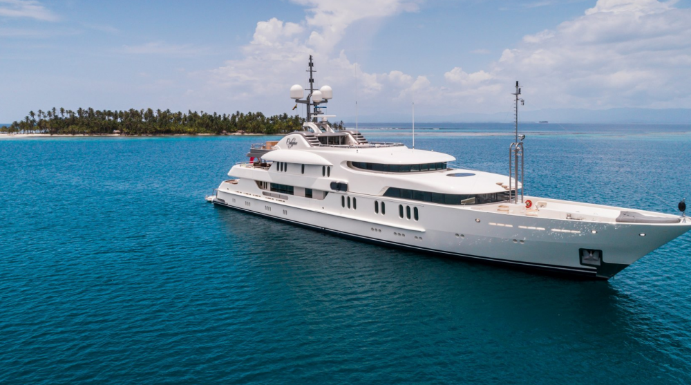 CALYPSO - Luxury Motor Yacht for Charter | C&N