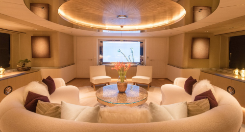 Driftwood - Luxury Motor Yacht For Charter - Interior Design - Img 5 | C&N