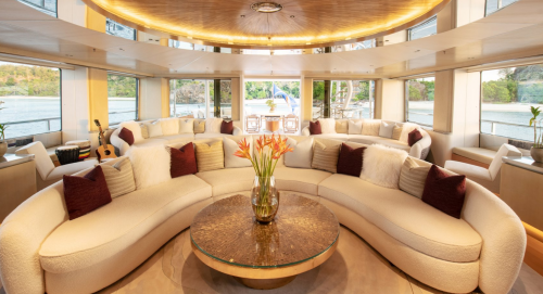 Driftwood - Luxury Motor Yacht For Charter - Interior Design - Img 2 | C&N