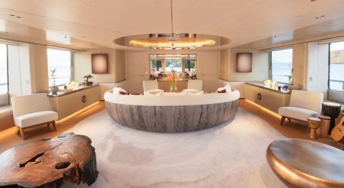 Driftwood - Luxury Motor Yacht For Charter - Interior Design - Img 3 | C&N