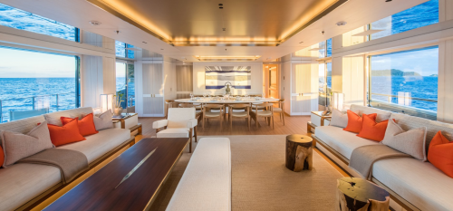 Driftwood - Luxury Motor Yacht For Charter - Interior Design - Img 4 | C&N
